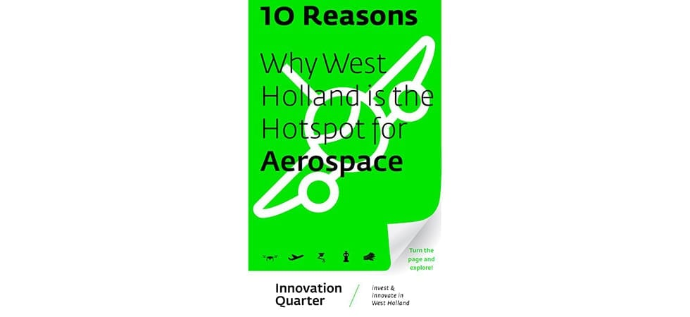 10 reasons why West Holland is the hotspot for Aerospace