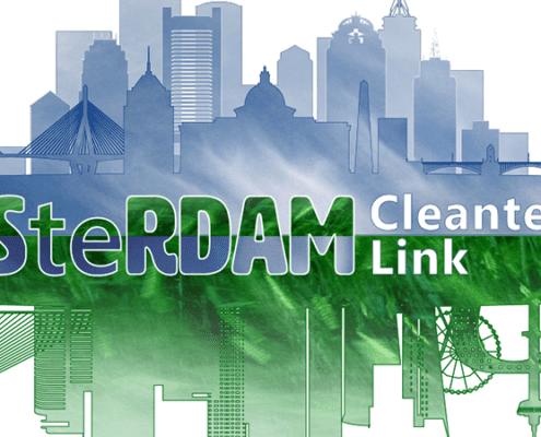 BOSteRDAM Cleantech Link logo icon