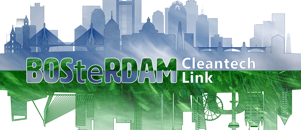 BOSteRDAM Cleantech Link logo icon