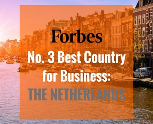 Forbes Best Country for Business