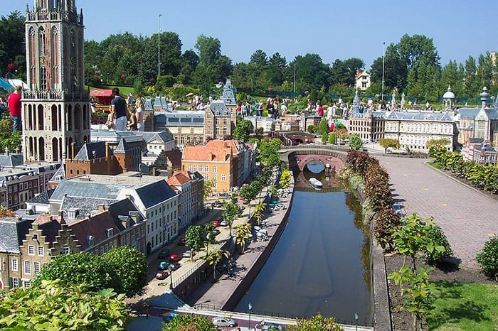 Madurodam the Hague, best place to live