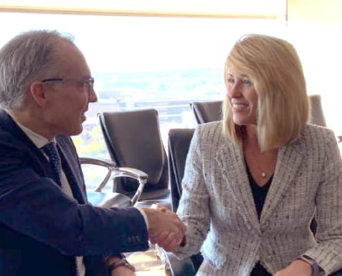 Maryland Rotterdam the Hague region Renew partnership