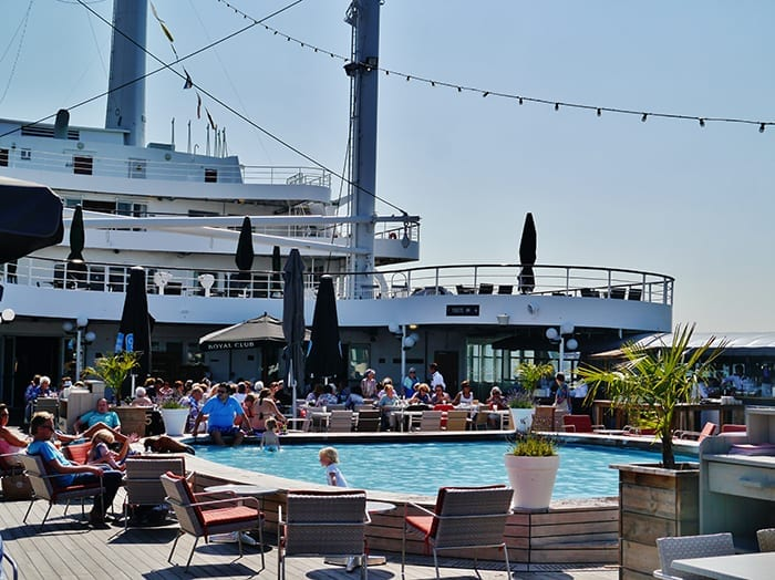 SS Rotterdam-the best place to raise a family