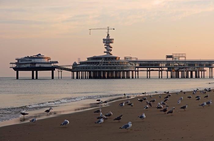 Scheveningen pier The Hague-best city to live in Europe