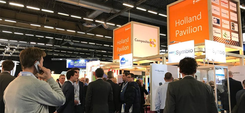 WestHolland launched as composites hotspot during JEC World in Paris