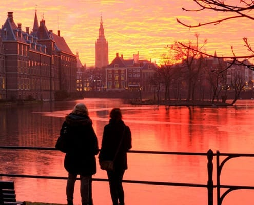 The Hague - one of the best cities to live in Europe