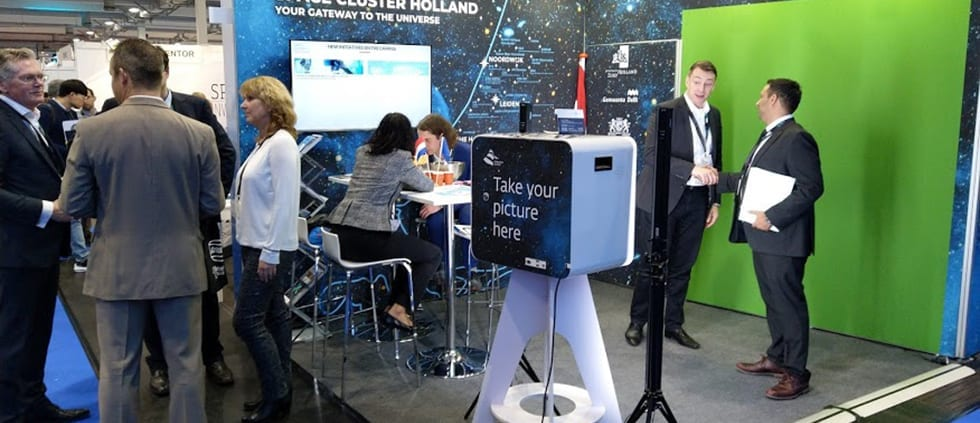Space Cluster Holland Space Tech Expo Bremen