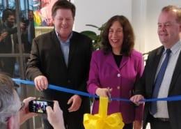 Compusult European headquarters The-Hague opening