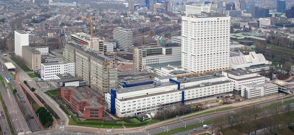 Erasmus MC   Rotterdam   EGM architecten