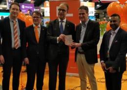 InnovationQuarter welcomes Booz Allen Hamilton