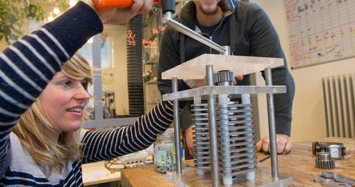 Innovation facilities entrepreneurs rotterdam the hague invest in holland rdm makerspace 005