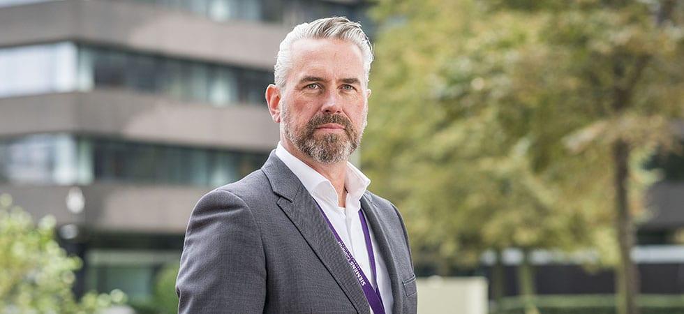 Rob Kuilboer of Siemens Gamesa offshore wind company