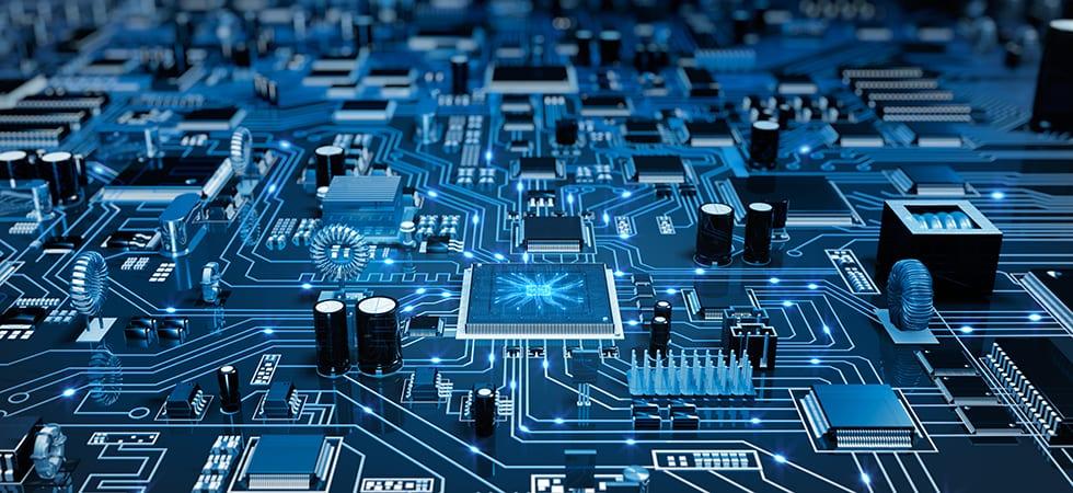 digital circuitboard