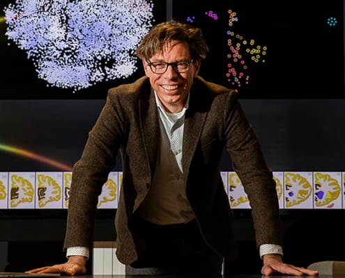 AI for biotechnology lab opened at TU Delft