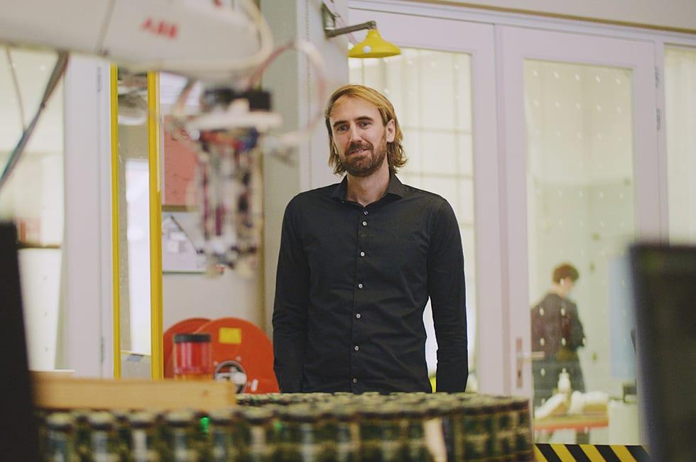 Heineken Bottle picker-robotics RoboHouse