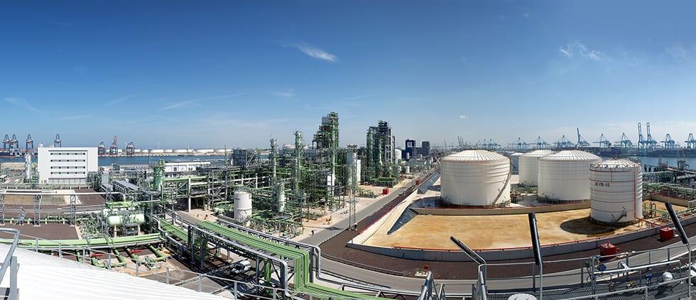Neste breidt raffinaderij Rotterdam uit voor productie Sustainable Aviation Fuels 980x450