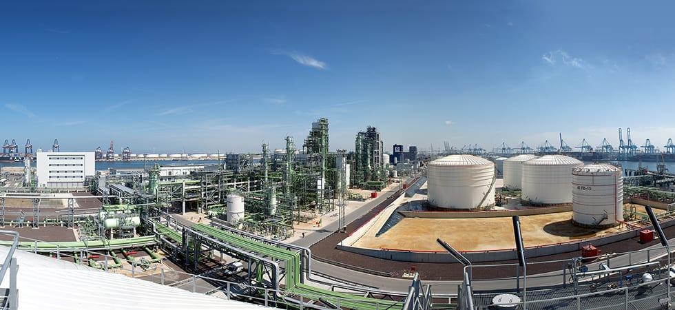 Neste breidt raffinaderij Rotterdam uit voor productie Sustainable Aviation