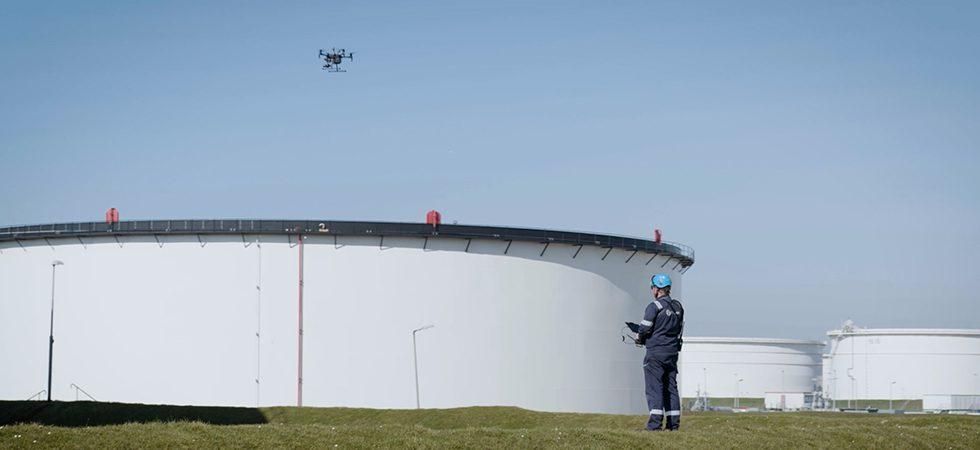 Falckers drone based automated inspectio services hit the sweet spot between tech suppliers and industrial customers 2