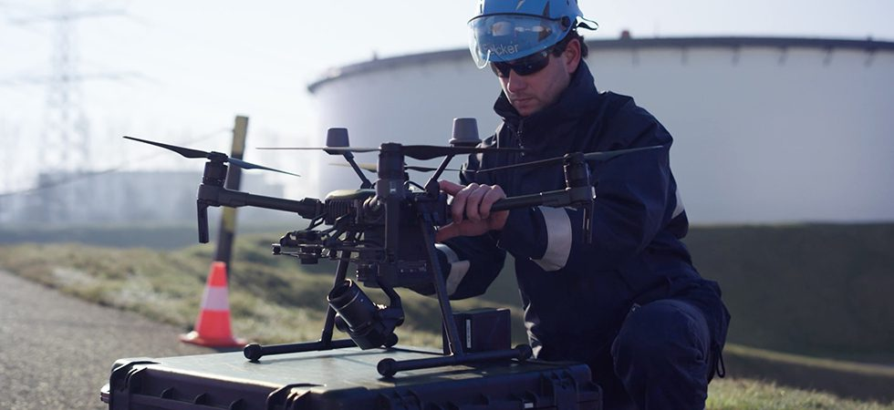 Falckers drone based automated inspectio services hit the sweet spot between tech suppliers and industrial customers 3